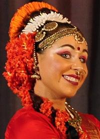 Хореограф Елена Тарасова, кучипуди, индийский классический танец, индийские танцы в Петербурге